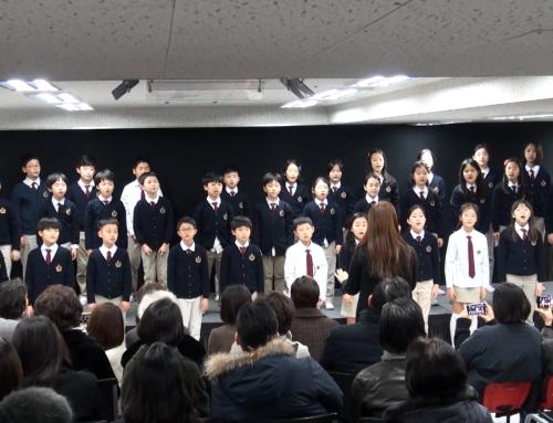 [2019.12.19] 2019 X-mas 발표회 – Choir (GS4,5&6)